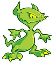 Gremlin Cartoon Character
