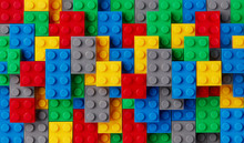 Multi-colored Plastic Blocks B...