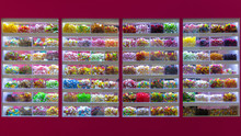 Huge Pick And Mix Selection At...