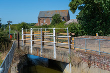 Yarmouth Mill And The Old Rail...