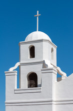 Bell Tower Of Historic Old Ado...