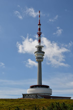 Television Tower On The Hill P...