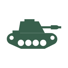 Tank Military Force Isolated I...