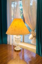Lamp Next To Window.