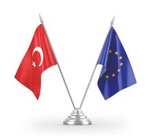 European Union And Turkey Tabl...