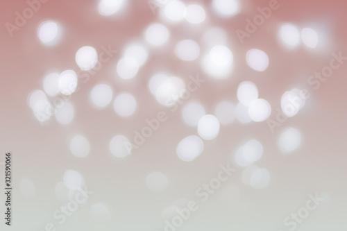 Fototapety, obrazy: abstract light bokeh background soft focus elegant
