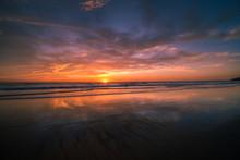 Wonderful Sunset Over Playa Gr...