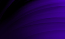 Abstract Purple Black Curved Gradient Geometric Dark Background. With Space For Concept Design Technology And Modern.