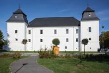 White Castle In Egervar, Hungary