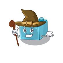 A Mascot Concept Of Lego Brick...