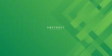 Modern Green Web Header Abstra...