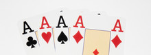 Royal Flush Of Five Cards In T...