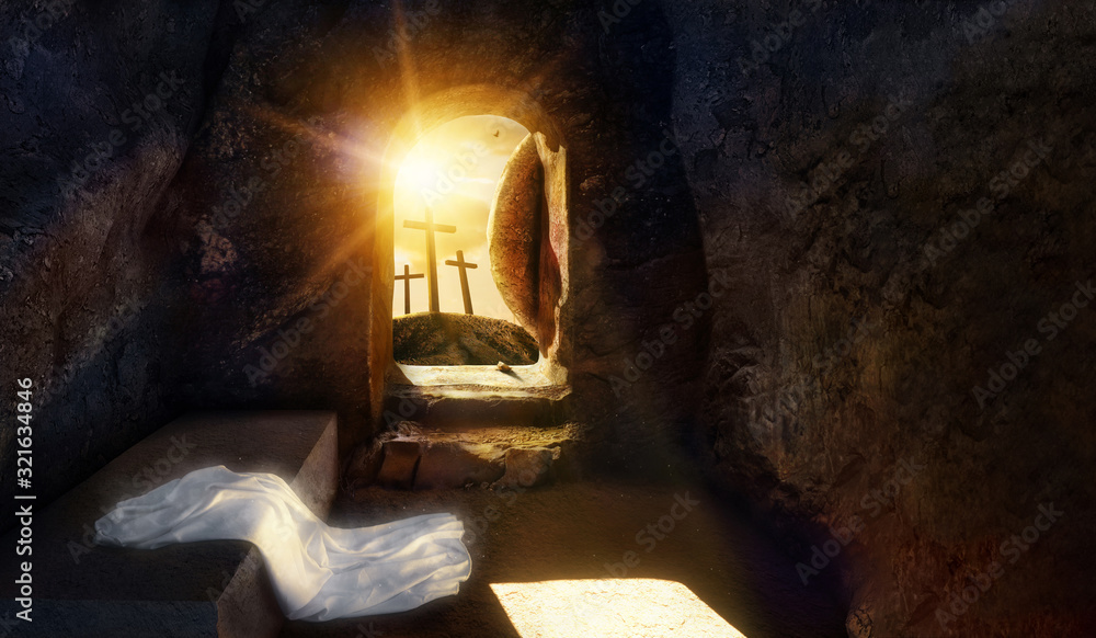 Fotografia He is Risen