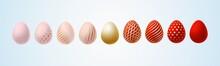 Easter Egg Bright Modern Paint...