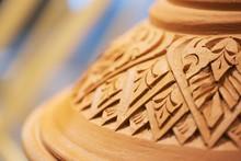 Handmade Ceramic Raw Pottery, ...