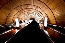 Interiors Of Underground Trans...