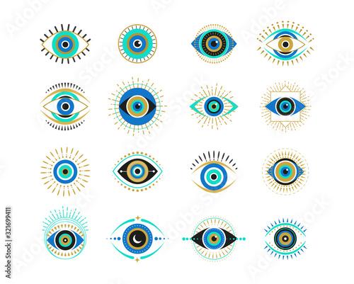 Fotografía Evil eyes collection