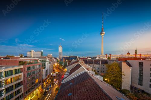 Photo Berlin am Abend