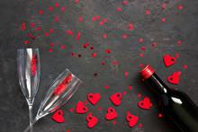 St Valentine's  Day  Backgroun...