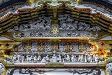 Nikko Toshogu Shrine In Japan