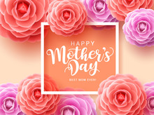 Mother's Day Vector Greetings ...