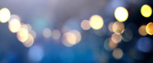 Abstract Blur  Bokeh Light Bac...