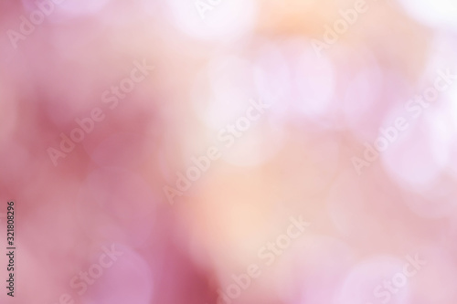 Fototapeta Pink abstract background, Pink bokeh background obraz na płótnie