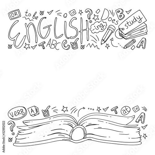 Fotografie, Obraz English courses