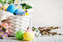 Happy Easter. Congratulatory E...
