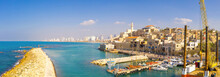 Panoramic View Of The Old City...
