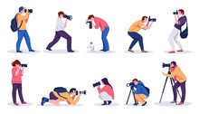 Photographers. Professional Ca...