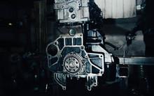 Car In-line Engine Repair, Dis...