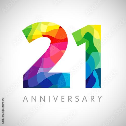 Tela 21 st anniversary numbers