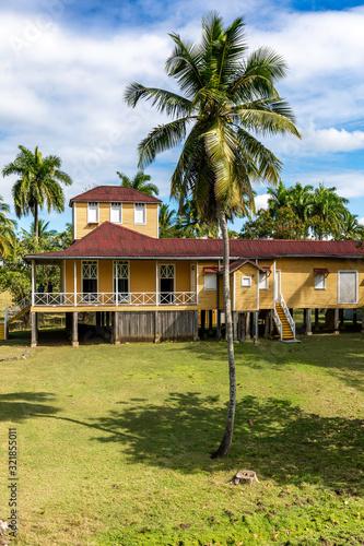 Obraz na plátně Cuba / Birán / Birthplace of Fidel Castro