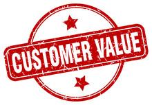 Customer Value Stamp. Customer...
