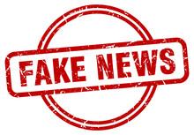 Fake News Stamp. Fake News Rou...