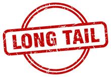 Long Tail Stamp. Long Tail Rou...