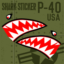 Flying Tiger Shark Mouth P-40 ...