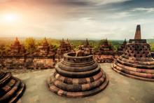 Amazing Sunrise View Of Medita...