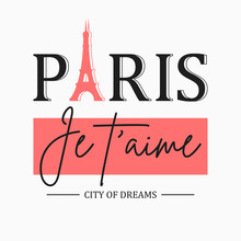 Paris T-shirt Design For Girls...