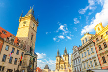 Prague Old Town Square (Stare ...