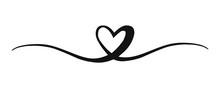 Heart Valentine's Day Swash Ha...