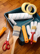 canvas print picture - Tools for Painting