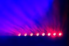 Lights At Stage Or Concert Sho...