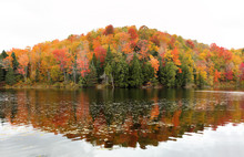 Overlooking Of Lake Elmore Sta...