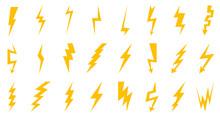 Set Thunder And Bolt Lighting ...
