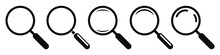 Magnifying Glass Instrument Se...