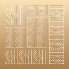 Laser Cut Vector Panels (ratio...