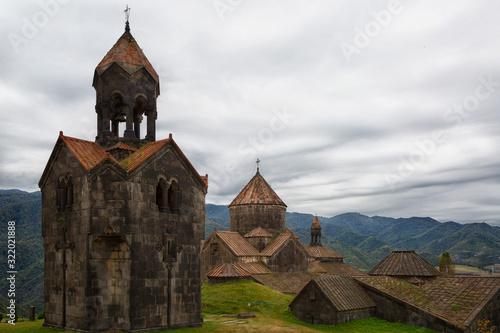 Photo Ancient Haghpat Monastery in Armenia