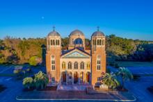 Greek Orthodox Church In Daphn...